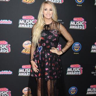 Carrie Underwood guided by faith