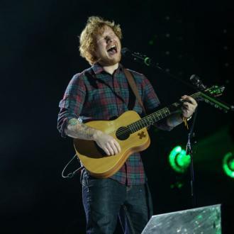 Ed Sheeran Performs Final 'X' UK Show