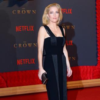 Gillian Anderson broke down in tears over ageing