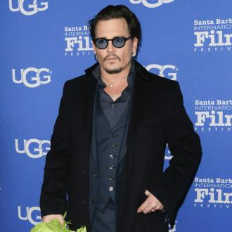 Johnny Depp: I'm A Character When I Sing