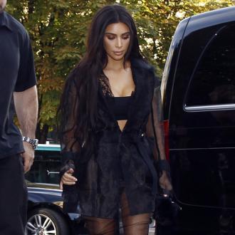 Kim Kardashian West's 'balanced' family