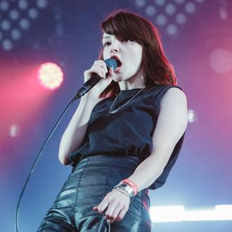 Chvrches' Lauren Mayberry was on a Biffy Clyro message board at 15