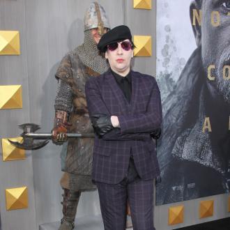 Marilyn Manson's New Album Is 'Pretty F**King Intense'