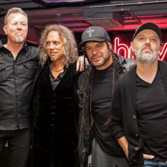 Metallica grateful to The Rolling Stones for saving the band