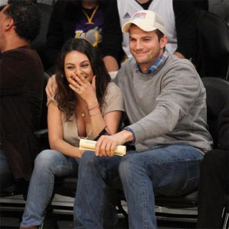 Mila Kunis Compares Ashton Kutcher's Manhood To Carrot Stick