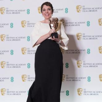 Olivia Colman is the new Judi Dench