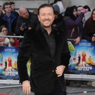 Ricky Gervais: There's 'No Point' Marry Jane Fallon