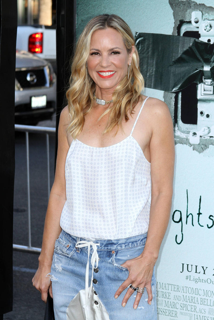 Maria Bello Used Bipolar Disorder To Her Advantage For Lights Out