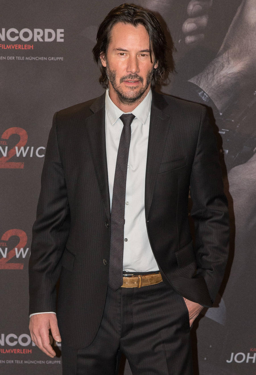 Keanu Reeves: 'I Don't Do Real Stunts'