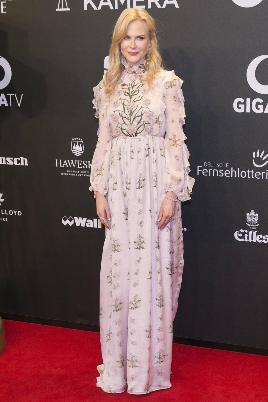 Nicole Kidman Left In Pain After Domestic Violence Scenes In Big Little Lies