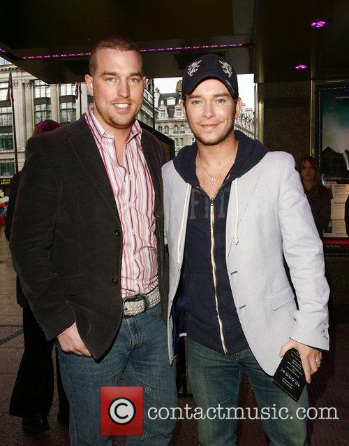 Stephen Gately and Andrew Cowles 1