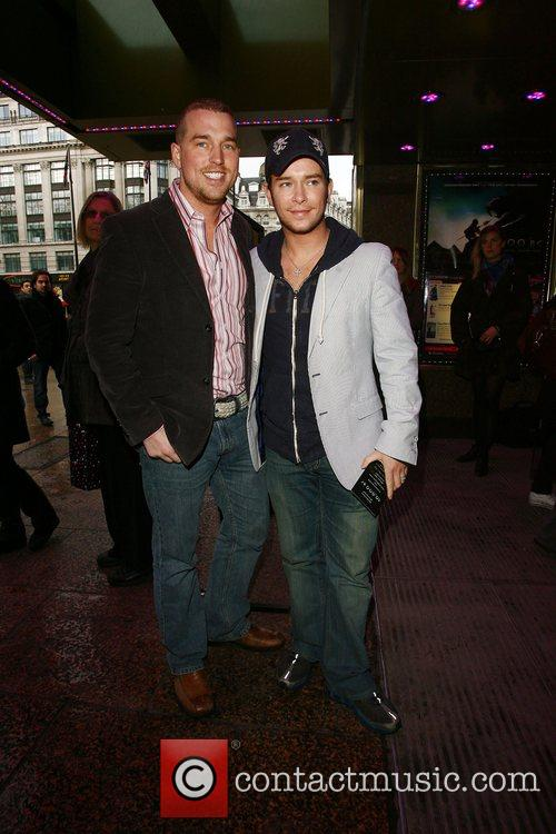 Stephen Gately and Andrew Cowles 3