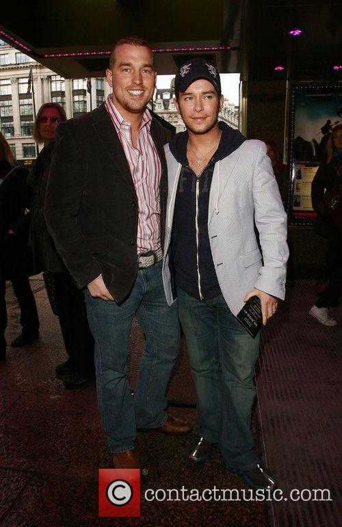 Stephen Gately and Andrew Cowles 2