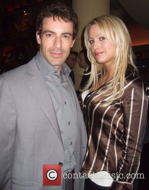Gedeon Burkhard, guest Aftershow-party for the World Premiere...