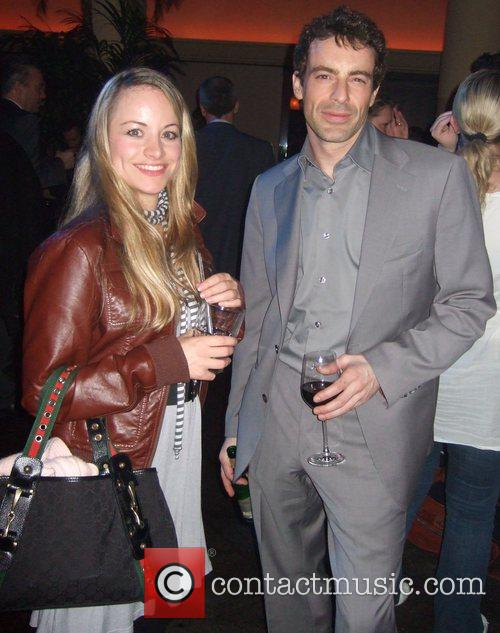 Katie Pfleghar, Gedeon Burkhard Aftershow-party for the World...