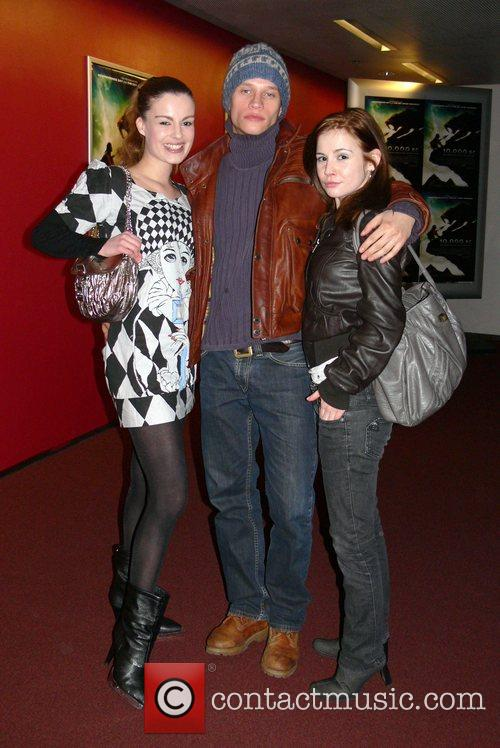 Karolin Peiter, Vinzenz Kiefer, Josefine Preuss World Premiere...