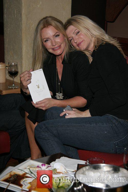 Shannon Tweed and Tracy Tweed