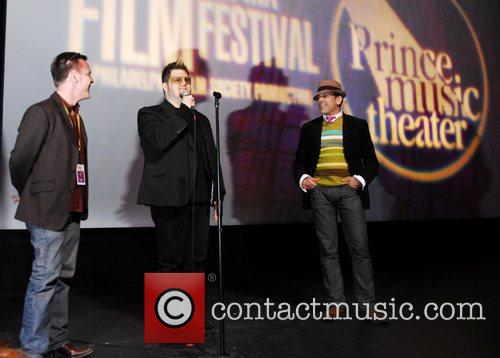 Director Michael Selditch and Jay McCarroll 17th Annual...