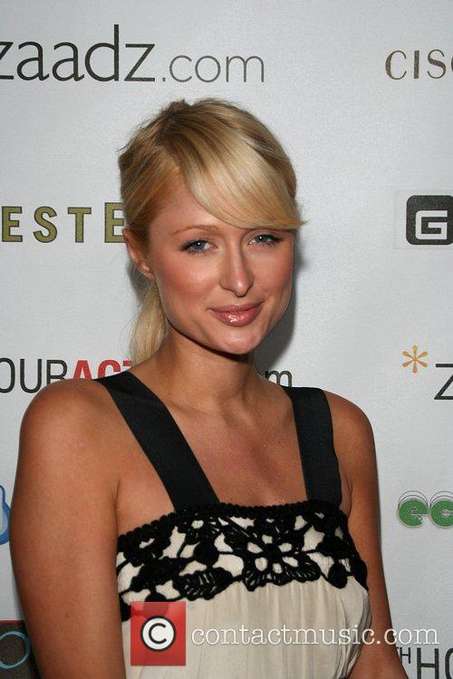 Paris Hilton  '11th Hour' screening held at...