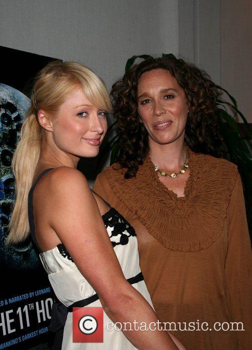 Paris Hilton & Tzeporah Berman '11th Hour' screening...