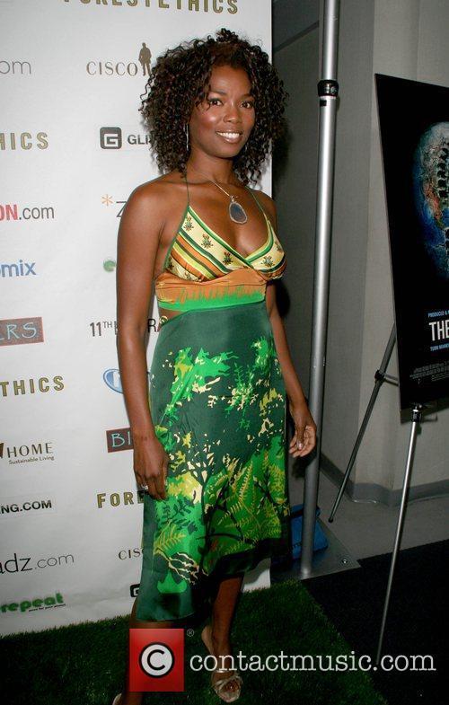 Vanessa Williams '11th Hour' screening held at Harmony...