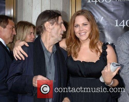 Harry Dean Stanton and Mary McCormack World Premiere...