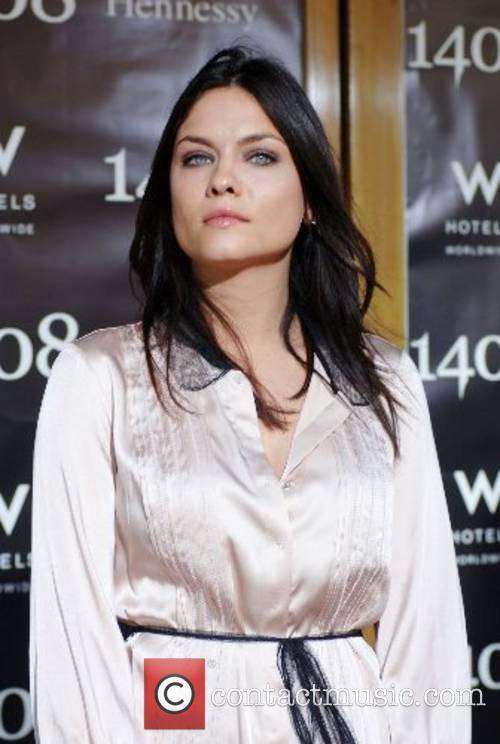 Jodi Lyn O'Keefe World Premiere of '1408' held...