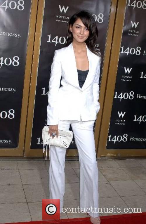 Nazanin Boniadi World Premiere of '1408' held at...