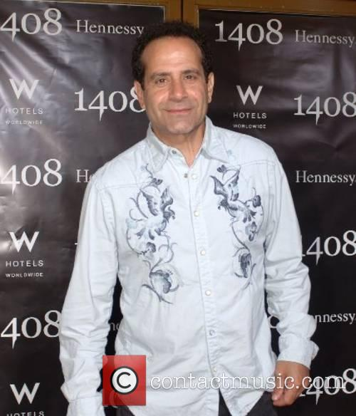 Tony Shalhoub World Premiere of '1408' held at...