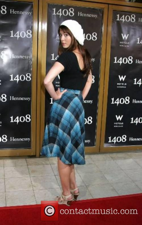 Mary Elizabeth Winstead World Premiere of '1408' held...