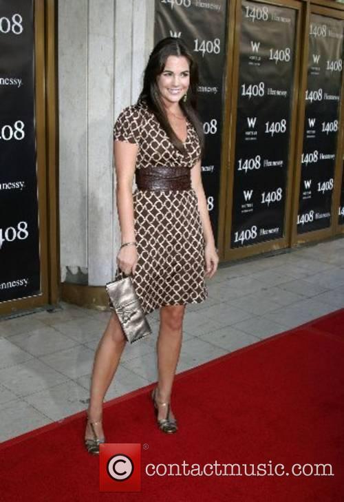 Jillian Murray World Premiere of '1408' held at...