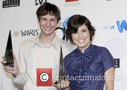 Missy Higgins and Gotye -Wally de Backer 2007...
