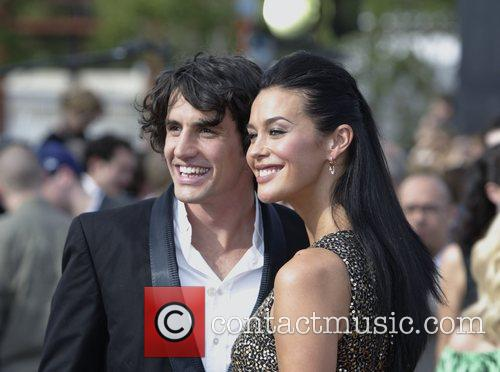 Megan Gale and Andy Lee  2007 ARIA...