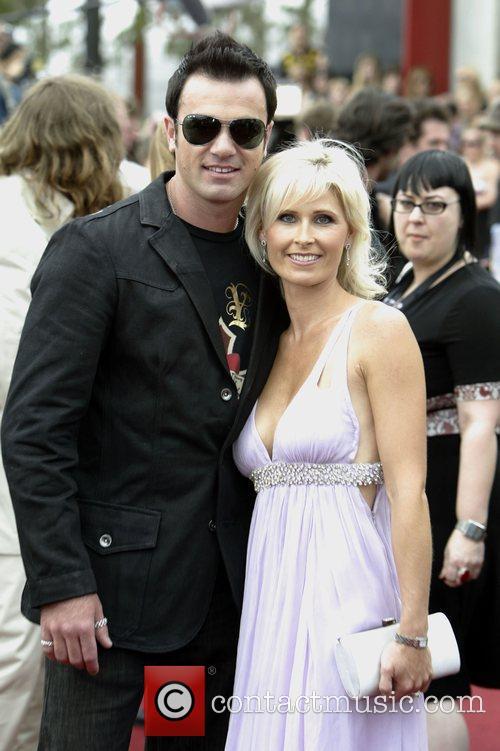 Shannon Noll and Rochelle Ogsten  2007 ARIA...