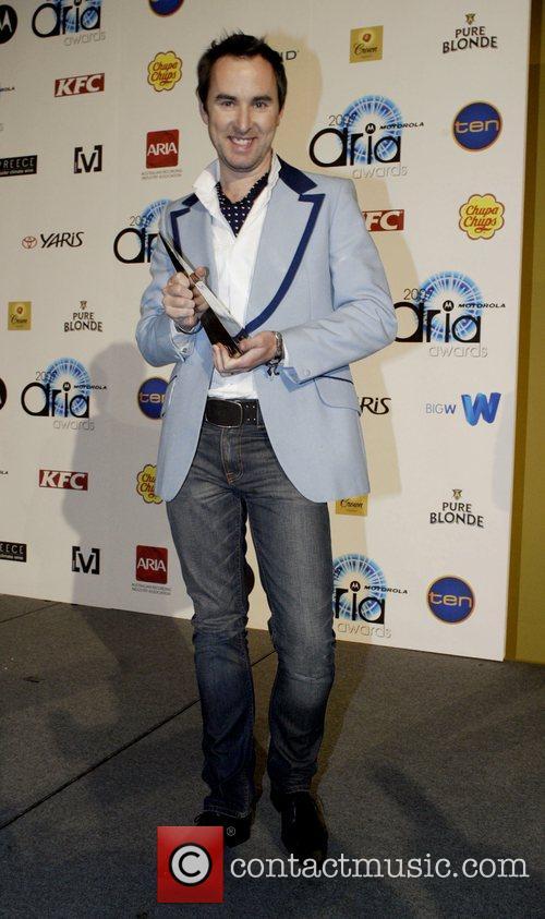 Damien Leith 2007 ARIA - Australian Recording Industry...