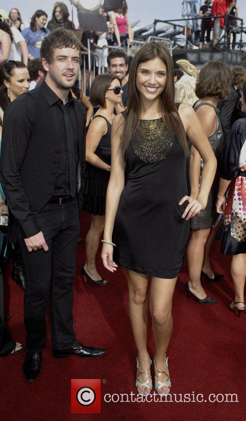 Lindsay Rodriguez and Darren McMullen  2007 ARIA...