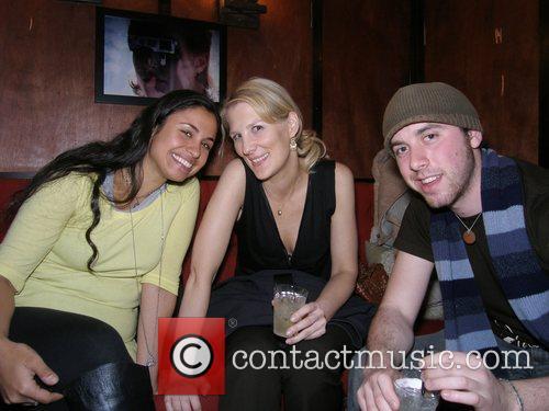 Liat Cohen, Ally, Daniel Yaffe at Shut Up...