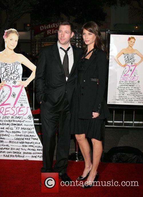 Los Angeles Premiere of '27 Dresses' at the...
