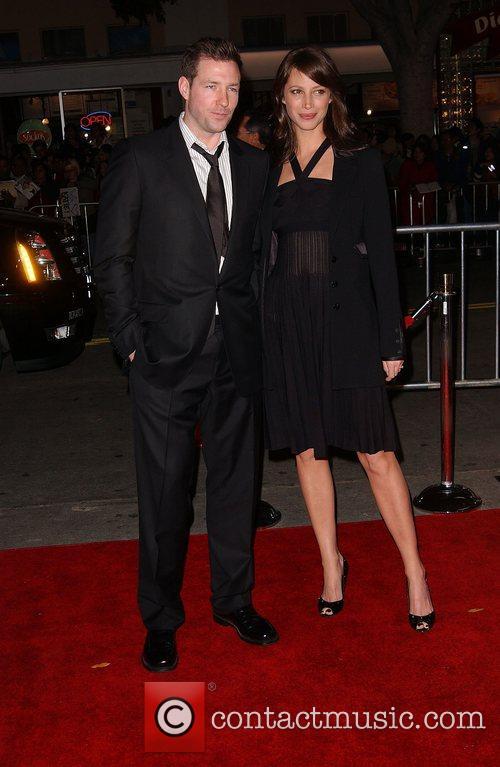Ed Burns and Christy Turlington 2