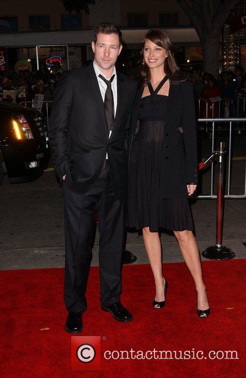 Ed Burns and Christy Turlington 3