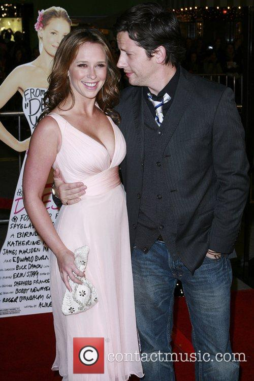 Jennifer Love Hewitt and Ross Mccall 11