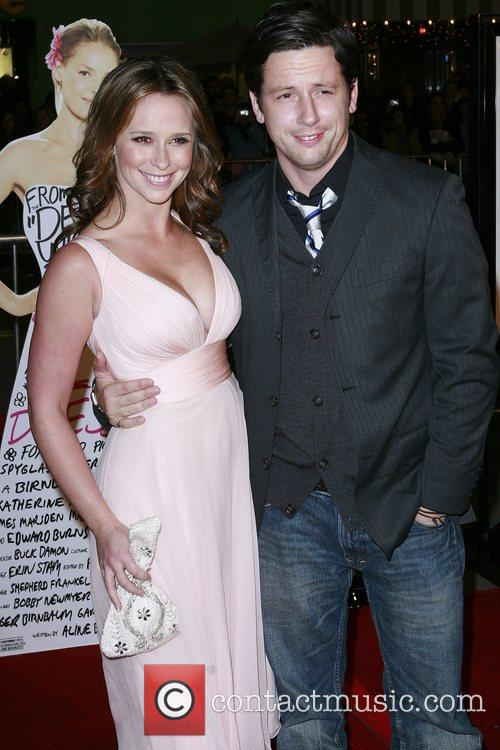 Jennifer Love Hewitt and Ross Mccall 8