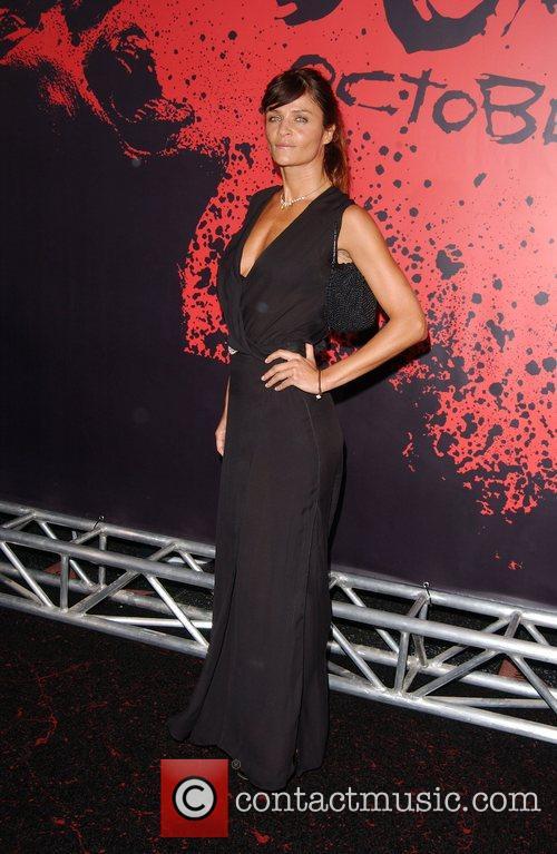 Helena Christensen '30 Days of Night' premiere at...