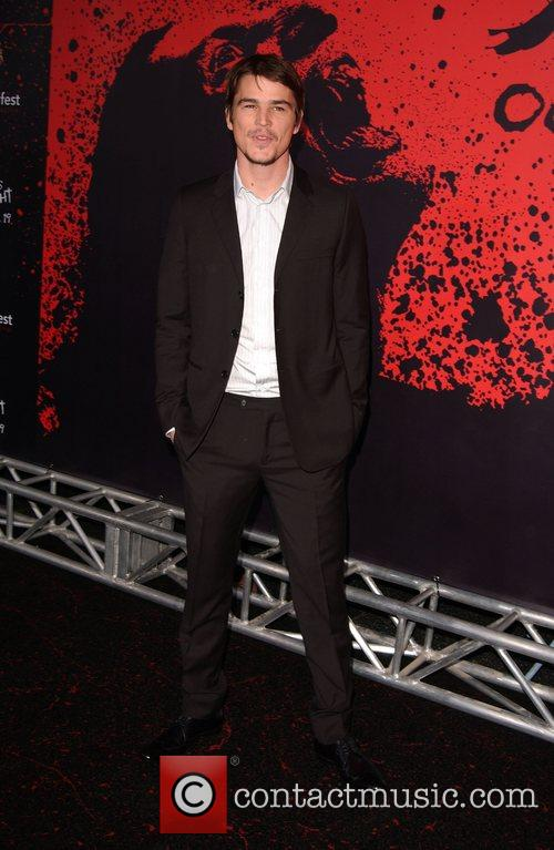 Josh Hartnett '30 Days of Night' premiere at...