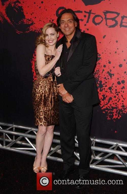 Melissa George and Claudio Dabed  '30 Days...