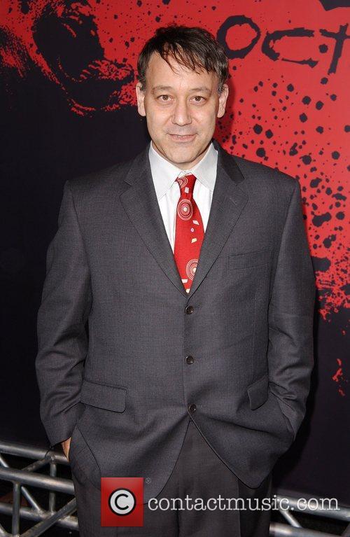 Sam Raimi, Grauman's Chinese Theatre