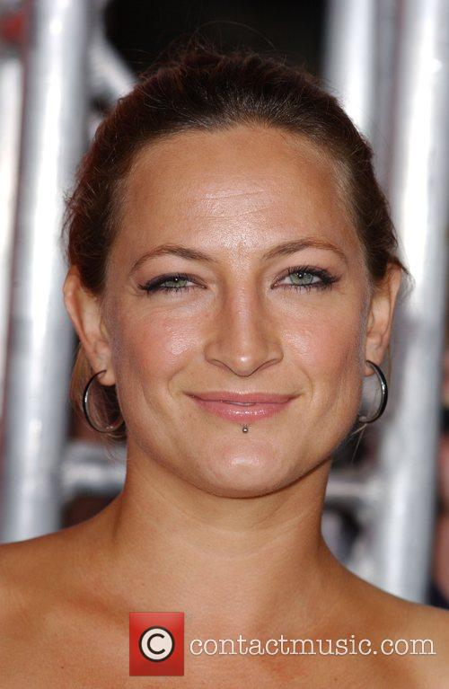 Zoe Bell '30 Days of Night' premiere at...
