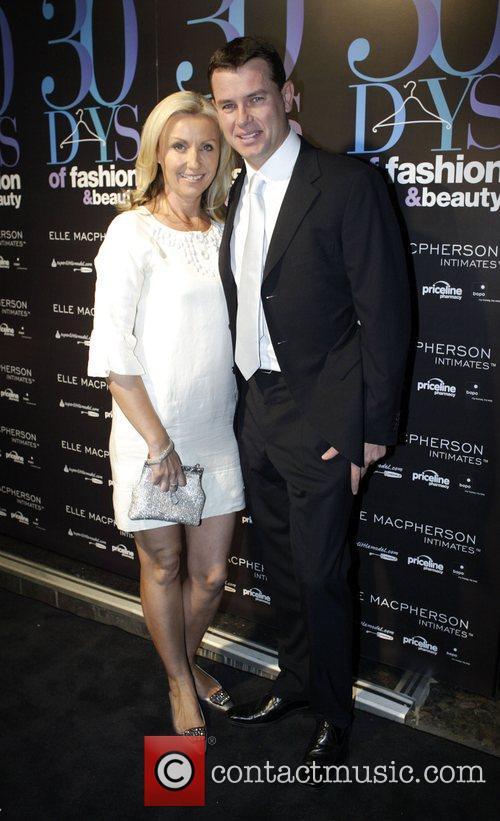 Jane Ferguson and Mark Ferguson The official launch...