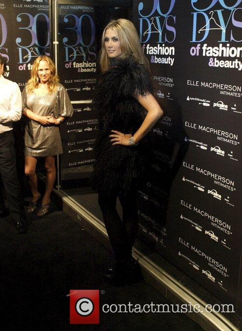 Delta Goodrem The official launch party for 30...