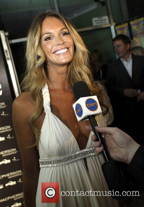 Elle Macpherson The official launch party for 30...